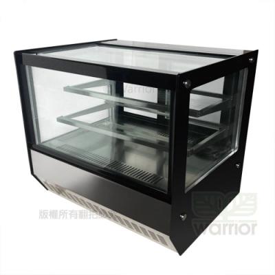 Warrior 2尺4 直角玻璃蛋糕櫃 (HM900F-P-HG)