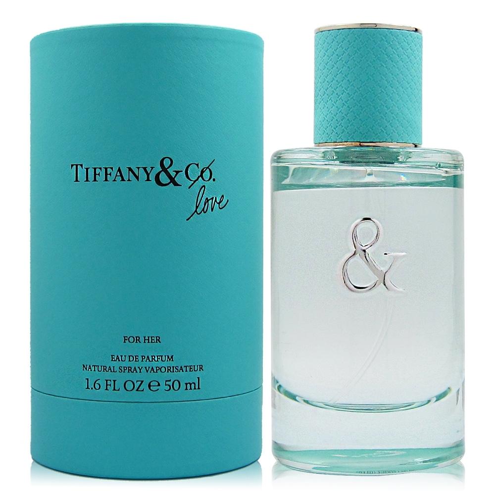 Tiffany & Love for Her 愛語女性淡香精 EDP 50ml