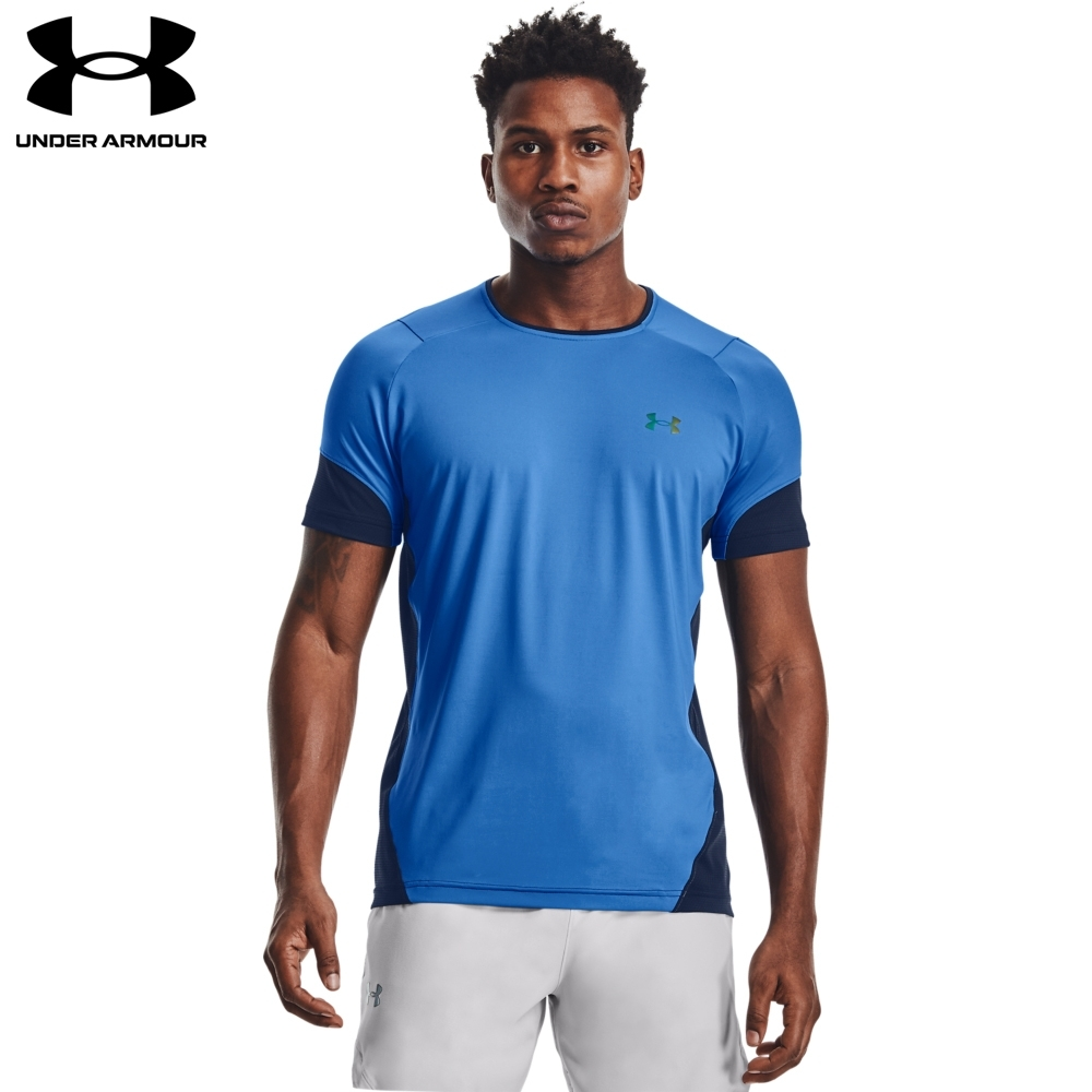 【UNDER ARMOUR】男 Rush2.0短T-Shirt product image 1