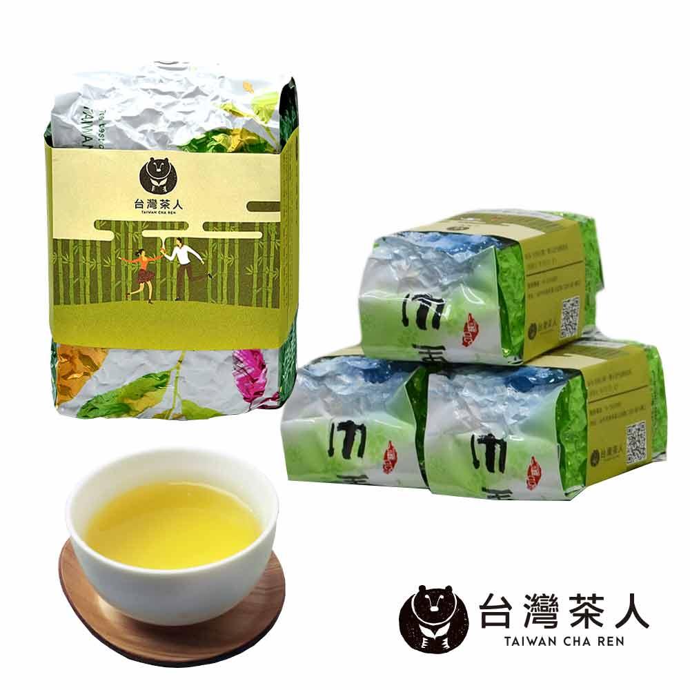 台灣茶人瑞峰蔗蜜金萱4件組 1斤/4兩裝
