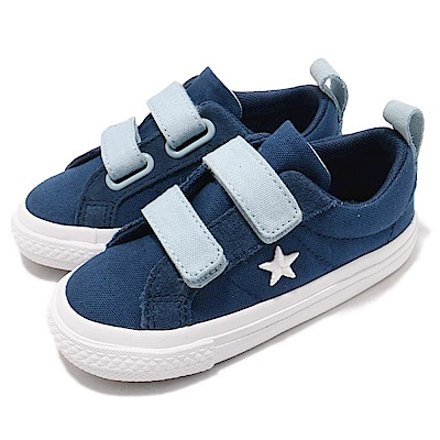 Converse 帆布鞋 One Star 低筒 運動 童鞋