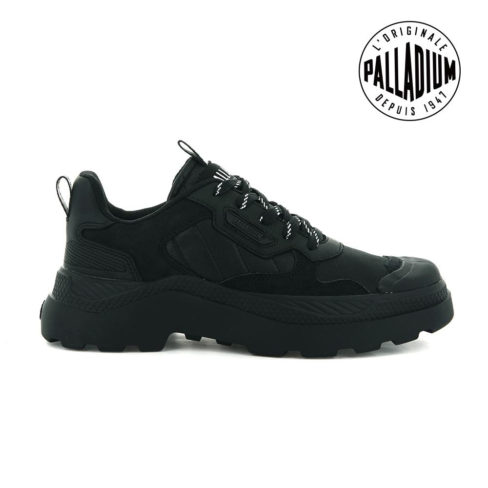 PALLADIUM PALLAKIX 90 LOW軍種休閒鞋-男-黑