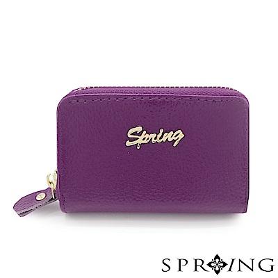 SPRING-微風城市功能卡片包-神秘深紫