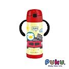 【PUKU】不鏽鋼兩用吸管水瓶350ml