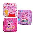 粉紅豬小妹方巾(三條一組) c0172 魔法Baby