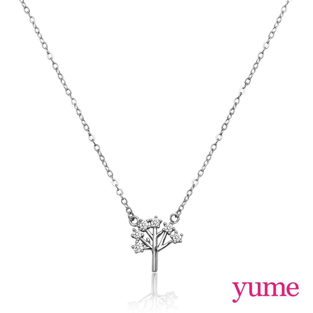 YUME 閨蜜系列 - 許願樹項鍊