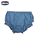 chicco-To Be Baby- 牛仔荷葉蓬蓬包屁褲
