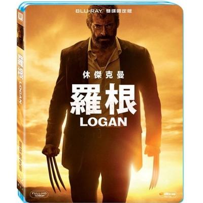 羅根 LOGAN  (雙碟限定版) 藍光 BD