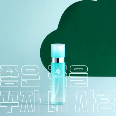 韓國Celluver香縷 女神降臨黃寅燁代言 韓國雪紡香水 80ml-綿綿綠夢