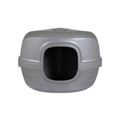 美國Petmate 連蓋式角落貓砂盆 (DK-42102)