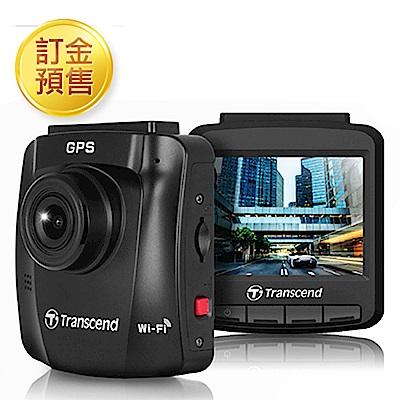 [訂金預售]創見 DrivePro 230 1080P SONY感光元件行車記錄器WIFI版