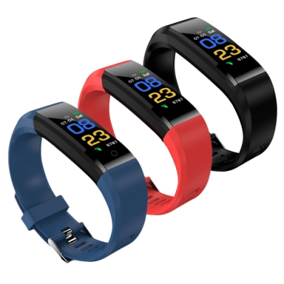 SK30 光學心率檢測彩色螢幕運動智慧手環