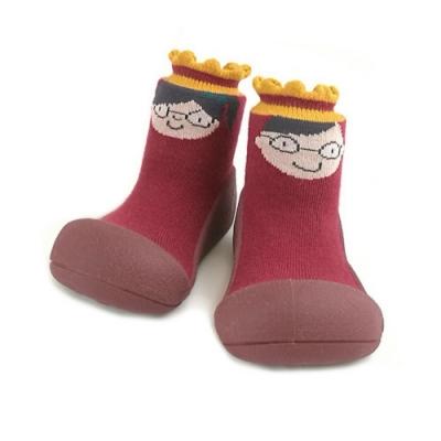 韓國Attipas 快樂學步鞋ASKQ02-娃娃紅