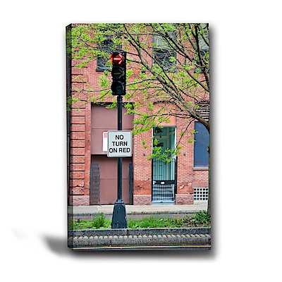 美學365-單聯式直幅 掛畫無框畫 貼近生活-40x60cm