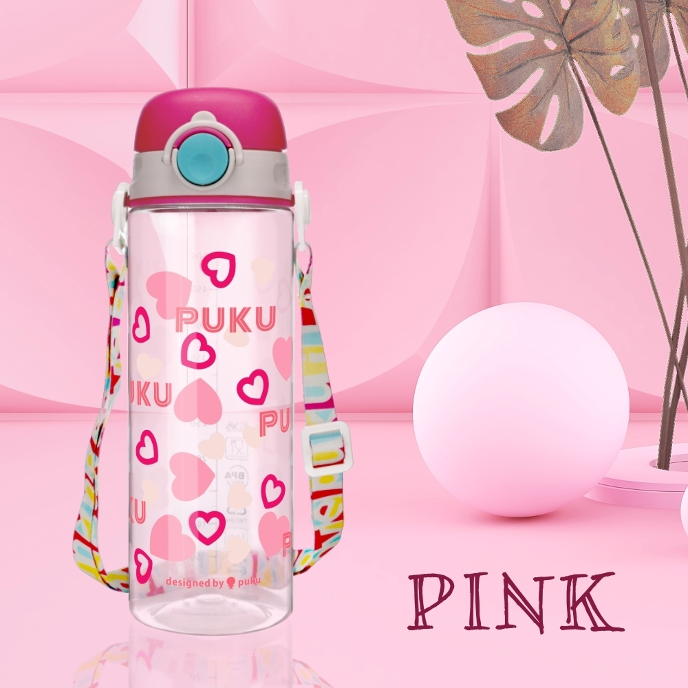 【PUKU】Tritan直飲水壺500ml product image 1