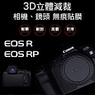 Canon EOS R / EOS RP 機身貼膜貼紙