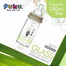 【PUKU】自然晶透寬口玻璃奶瓶280ml