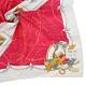 TRUSSARDI 飄洋藍圖海軍風帕巾(紅/白) product thumbnail 1