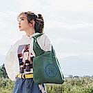 IREAL品牌針織毛線休閒手提包