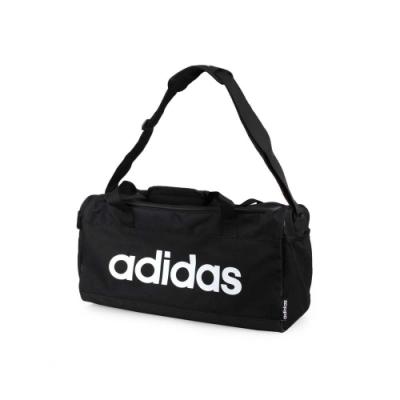 ADIDAS 中型旅行袋 黑白