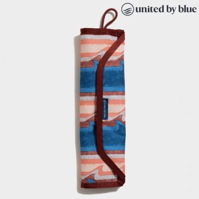 United by Blue 814-038 Utensil Kit 防潑水餐具收納包組 / 印花條紋