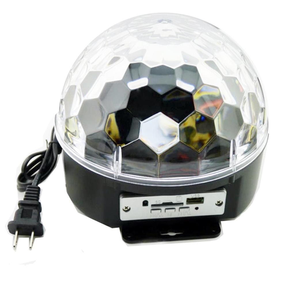 DF-901 LED水晶魔球燈/聲控舞台燈/彩燈/投射燈