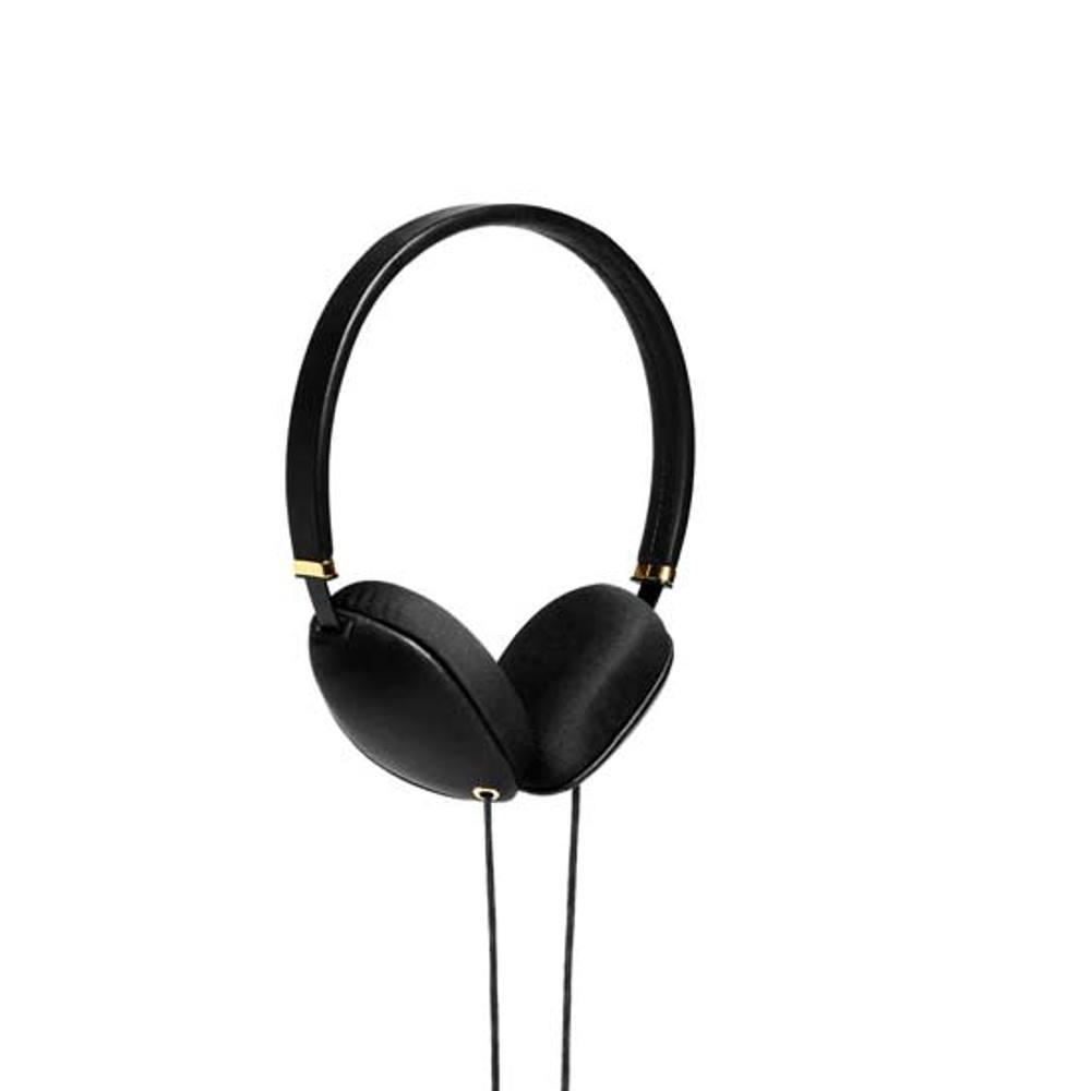 Molami Plica 小羊皮可拆式耳罩式耳機(黑)