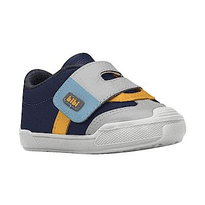 巴西BiBi童鞋_休閒款-灰藍954011