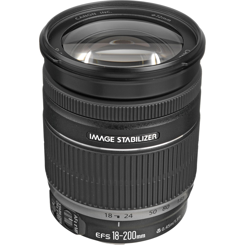 Canon EF-S 18-200mm f/3.5-5.6 IS 平輸-白盒