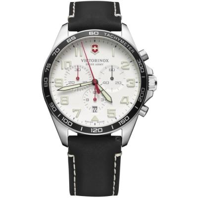 VICTORINOX瑞士維氏Fieldforce計時手錶(VISA-241853)