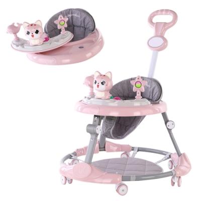 colorland 嬰兒多功能學步車 螃蟹車 手推車