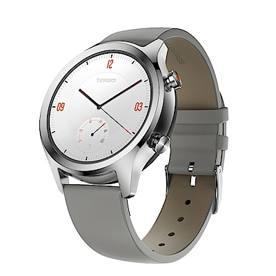 TicWatch C2 SmartWatch 智慧手錶-星光銀
