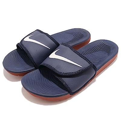 Nike 涼拖鞋 Kawa Adjust 運動 男鞋