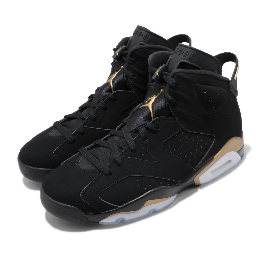 Nike 休閒鞋 Air Jordan 6 DMP 2020 男鞋 喬丹 AJ6 三連霸 限量球鞋 黑 金 CT4954007