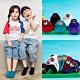 可愛超萌卡通英雄兒童大童短襪船襪(5雙1組) product thumbnail 1