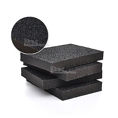 神奇金剛砂海綿擦-超微細砂磨面 除鍋底焦漬 -薄款 超值6入 kiret