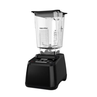 【Blendtec】美國高效能食物調理機 設計師625系列-尊爵黑 +贈「食物調理機食譜」乙本