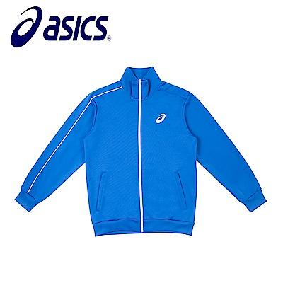 Asics 亞瑟士 男女針織外套 藍 K31701-43