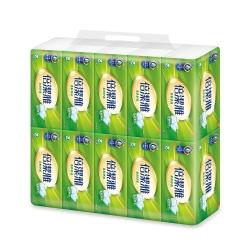倍潔雅150抽10包x8袋/箱