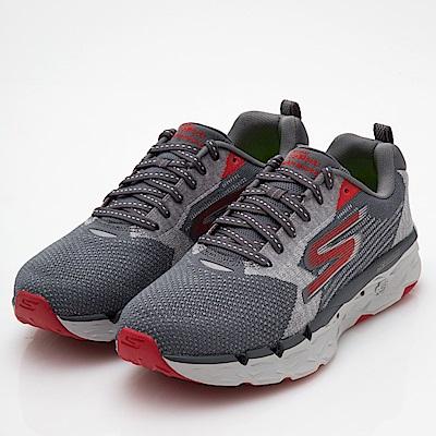 SKECHERS(男) 跑步GO RUN MAX ROAD-55208CCRD