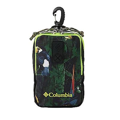 Columbia 哥倫比亞 中性-日版小腰包-綠色印花 UPU20120GA
