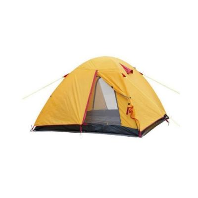 【LOTUS】納海 雙層雙開門帳篷 超輕量化全鋁合金 3-4人適用