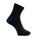 V-TEX 時尚針織防水襪 - 耐水藍
