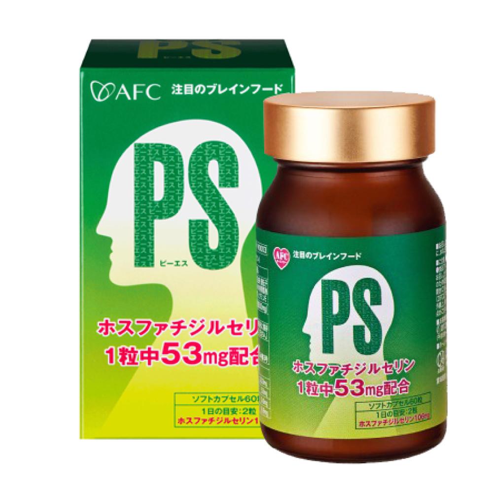 【AFC宇勝】記清PS 60粒/盒