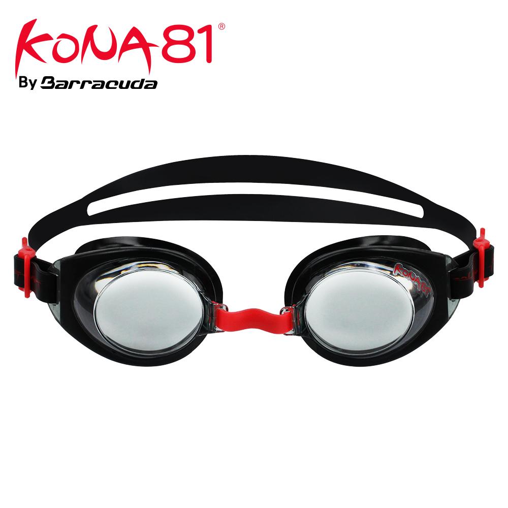 酷吶81 三鐵兒童度數泳鏡 KONA81 K712