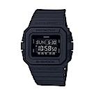 CASIO 卡西歐 G-Shock系列 經典戰將電子錶-黑/46mm