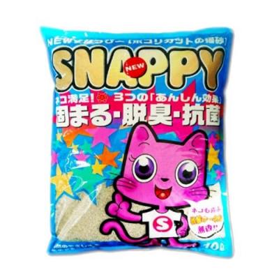 SNAPPY司那比固まる-脱臭・抗菌-無香 10L  (兩包組)