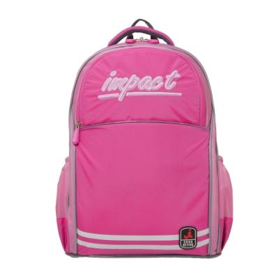 【IMPACT】怡寶新一代成長型輕量護脊書包-粉紅 IM00383PK