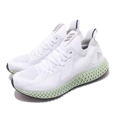 adidas 慢跑鞋 Alphaedge 4D 襪套 男鞋