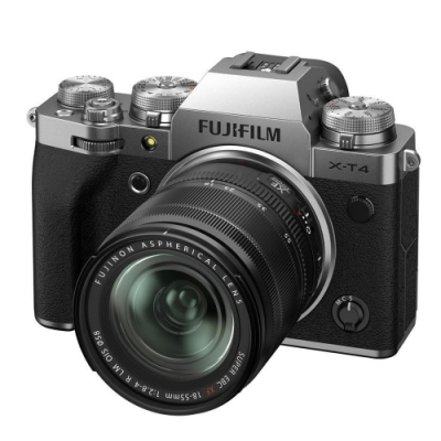 FUJIFILM X-T4 XF 18-55mm 變焦鏡組(公司貨)